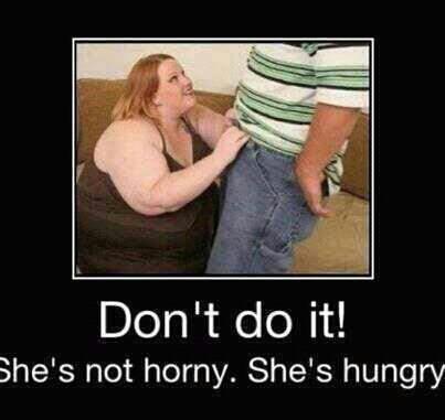 fatty. .