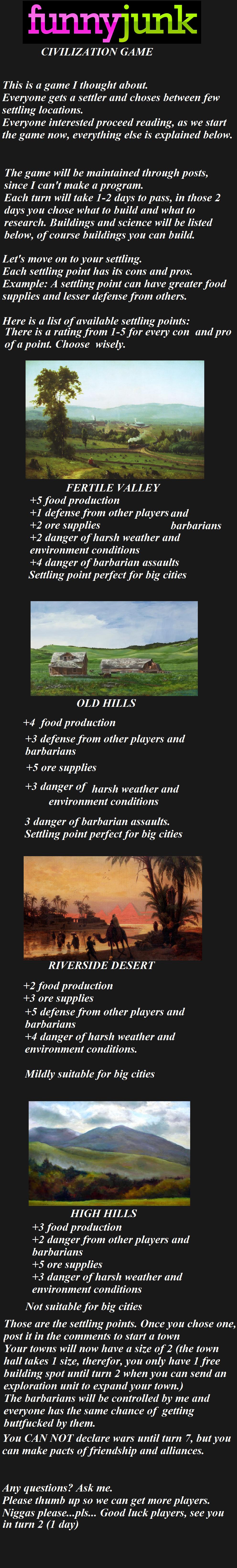 FJ civilization game. .