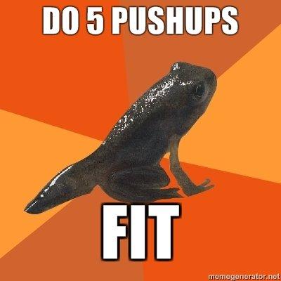 Foul adolescent frog 5. . BO 5