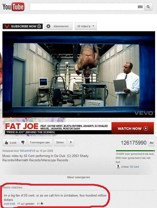 four hundred million dollars. wat. You ea SUBSCRIBE , ' s 'F FAT JO FEAT. meme west. HUSH. , AAHA. . l: was f HEEL JADAKISS. EDEE'S DASH WATCH NOW Ill, b Leak q