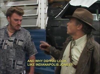 "Freakin' Jones. . AND WHY . ""till LIKE INDIANAPOLIS Iain Astr-"