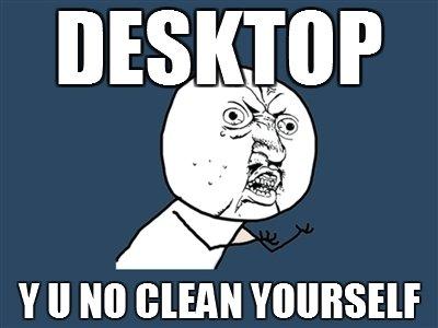 Fucking desktop. .