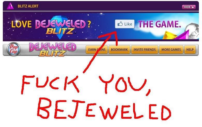 god damn it. god damn you, facebook games. We lit 'iligal tii W h' %. huh? I don't get i- oooooooh..... .