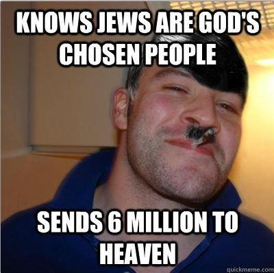 Good guy hitler. # . Itoi' idioti SIMS 6 HEAVEN