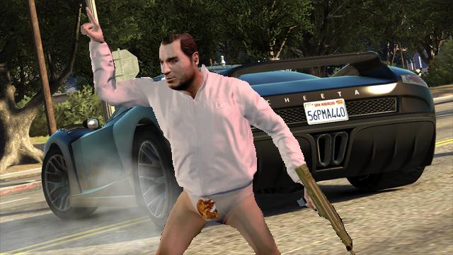 GTA V New Screenshots(edited) 2. dont look at the tags!.. ARAB MONEY BITCHES