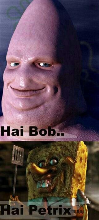 Hai Bob. .