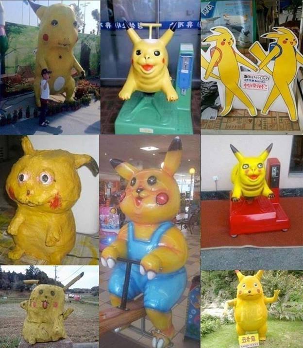 halp plz, pikachu stahp!. .. Hey kids, you wanna buy some rare candies???