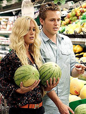 Heidi's Melons. kinda ironic dont cha think.. niceee
