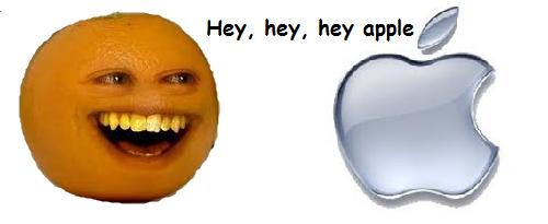 hey apple. .