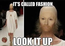 high fashion. . ms damn rm:. I would still