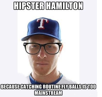 Hipster Hamilton. mormons.