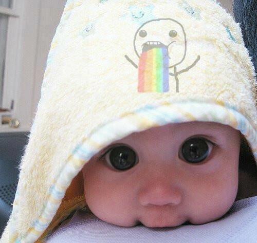 how cute :3 i feel gay.. -.-. .. MFW