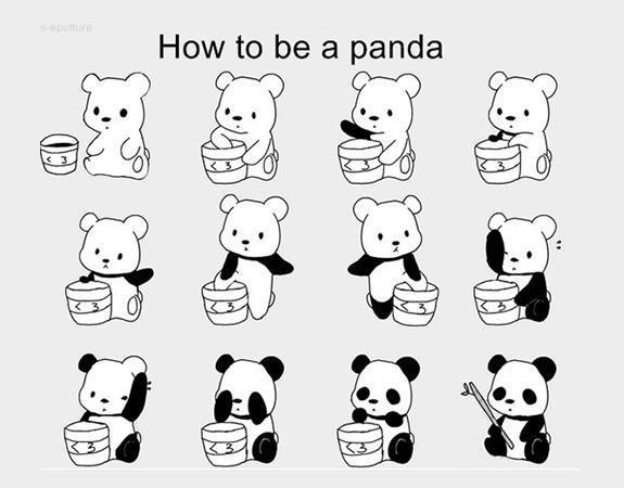 How to Panda. .