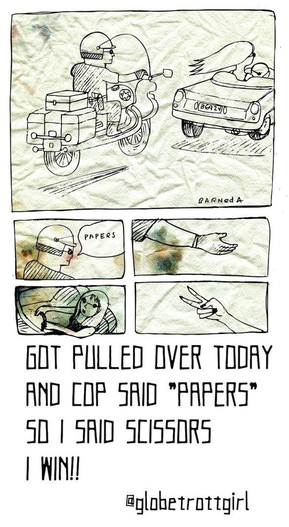 "How to win cops!. . If 'ta fill F LLE[ l EVER THEM PM CIP SHE] ""FEFERI"" fill I WU I WIN!"