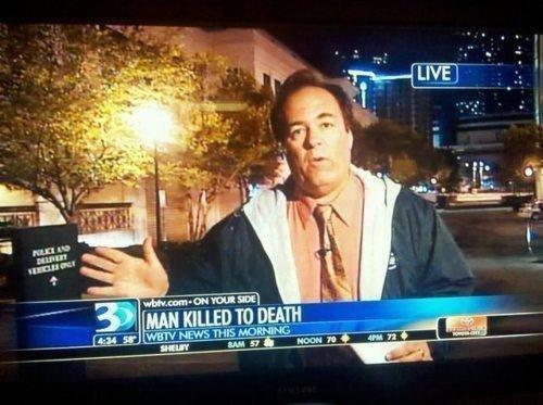 How Tragic.... .. Way to go Charlotte, NC