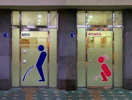 how to pee. how to pee.. that's not how women pee!