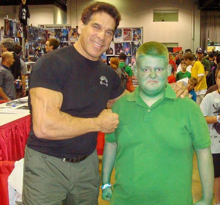 Hulk Smash. .