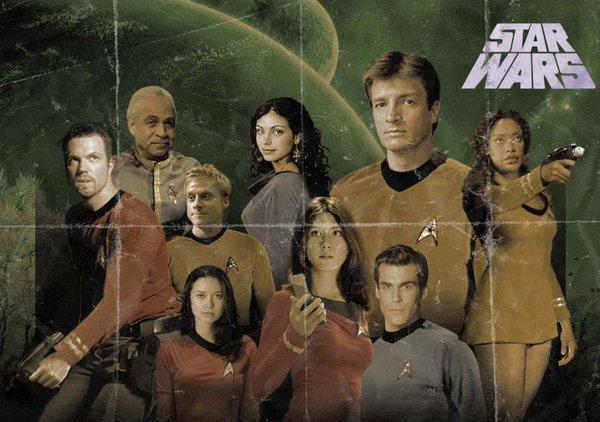 I love Fire Trek Wars. My favourite character is Malcolm Wan Chekov?.
