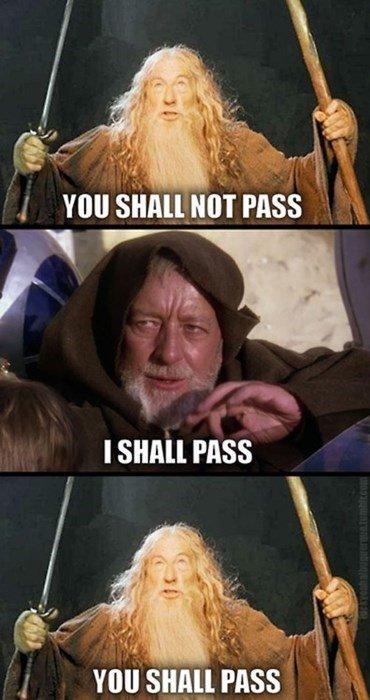 I pass. . You