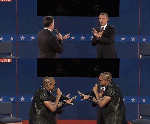 ima letchu finish.... .. Who won the debate last night? I'm too lazy to check