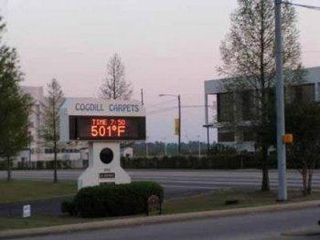 Is it just me, or is it hot out here?. Is it just me, or is it hot out here?.. is it just me? or is that guy melting?