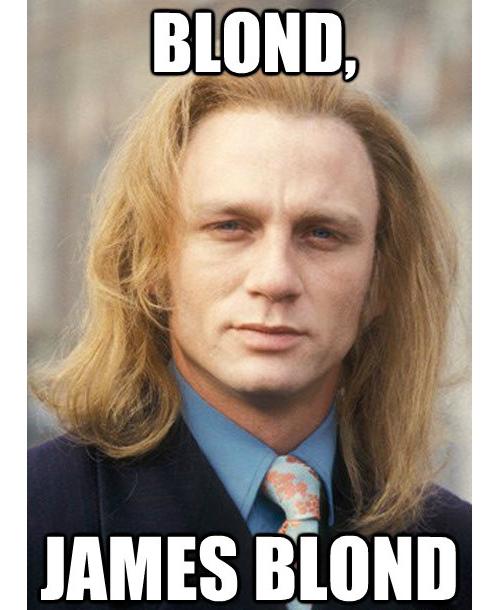 james blond. .