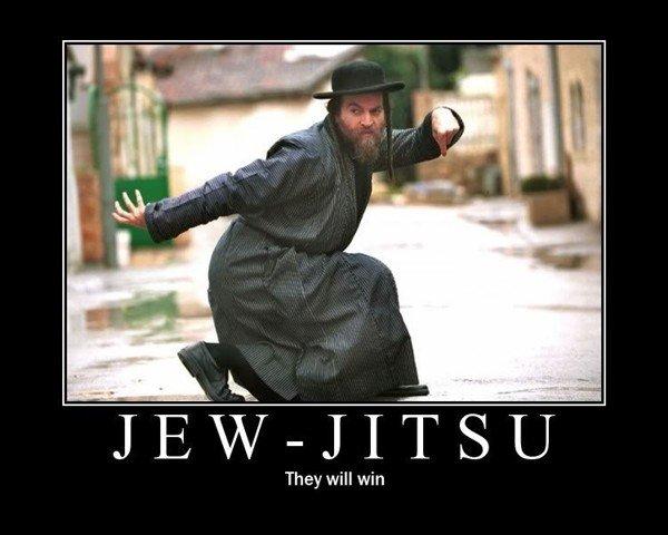 Jew-Jistu. Jew joke dont be offended<br /> comment<br /> fav<br /> thumb<br /> .. REEEEEEEEEEEEPOOOOOOOOOOOST
