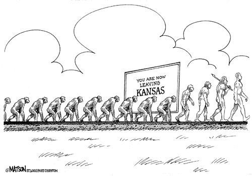 Kansas. So funny... It's soo true