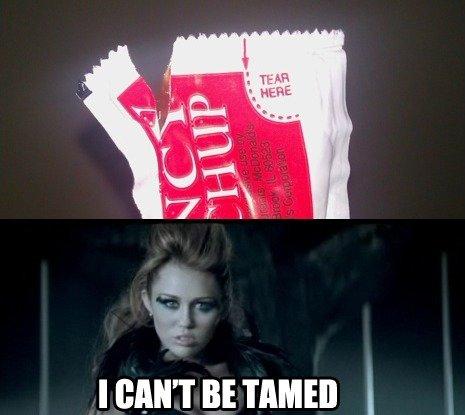 Ketchup. . dlt I MNT BE 'realit l