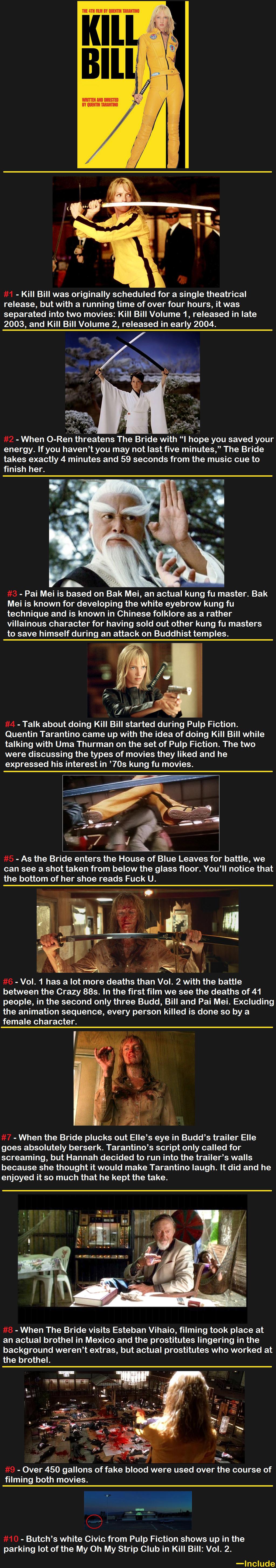 Kill Bill. Supernatural - funnyjunk.com/channel/comp-channel/Supernatural/pgzLLct/ Breaking Bad - funnyjunk.com/channel/comp-channel/Breaking+Bad/fpxLLsc/ Top G