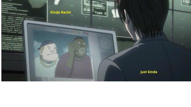 KINDA RACIST. . l Kinda Racist just kinda