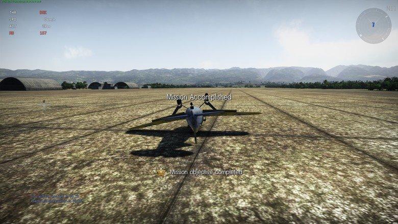 Landing tutorial success. . Miss