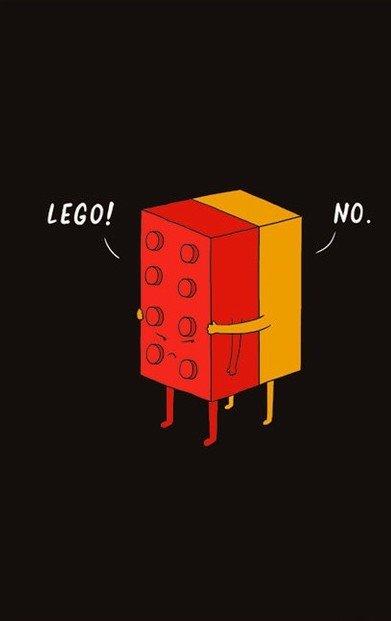 lego. .
