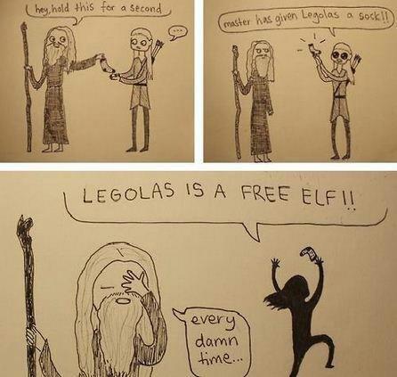 """Legolas. Sorry if repost. destro"""" - I"""