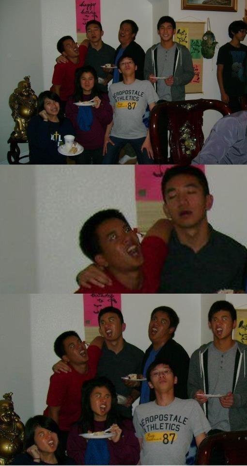Let us party. Is no description still a description?.
