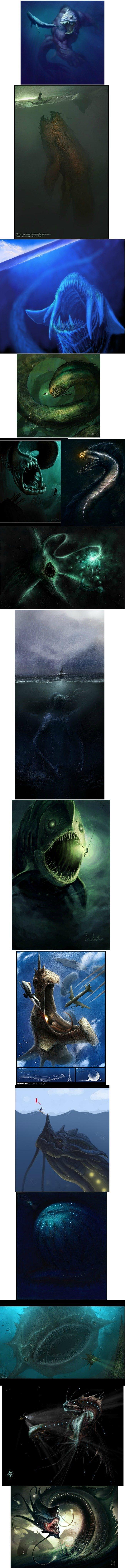 Leviathan comp. .