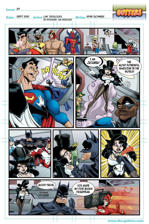 magic trick. batman working his magic. its! II! we. Elvira approves this