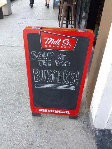 man soup. .. BRETTY GOOD 5\5 :DDDD WHERE THE BURGERS SOUP? :DDD XDD