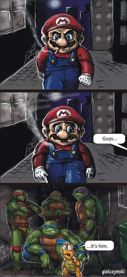 Mario. .