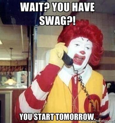 McDonalds Hiring Process. . swans»!