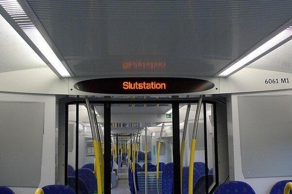 Meanwhile in Sweden. Slut = end in Swedish.. Meanwhile in England... Slut = slut in English