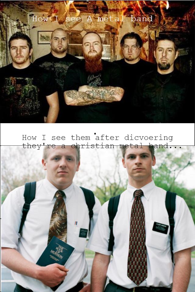 Metal. You are dildos.. Mfw summary.