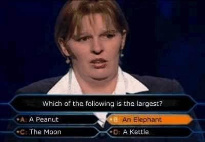 Millionaire FAIL on http://www.gloriousmind.com/