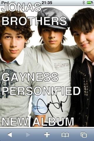New JB album coming soon.. JB=BJ they r gay their new album proves it.