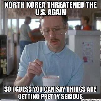 North Korea. . EIGHTH HUBER THE ILS. MMI Pr', ill so I [ill Yoo 'twt Thirst's ME