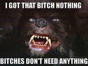 nothing. that bitch got nothing. I Mr' Natl' HINT HEB]