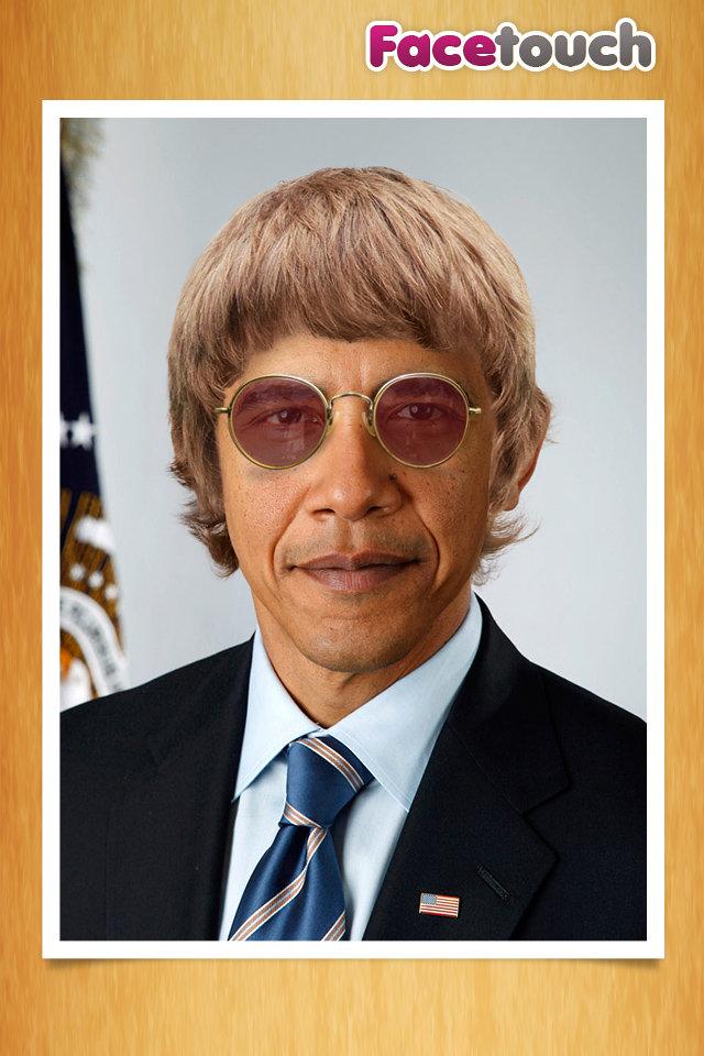 Obama businessman. .. Roll