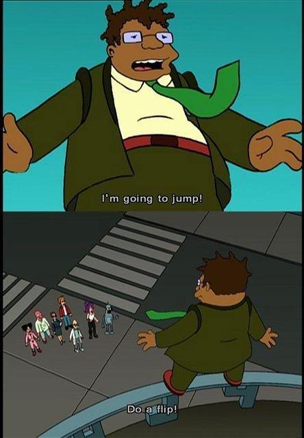 Oh Bender.... .