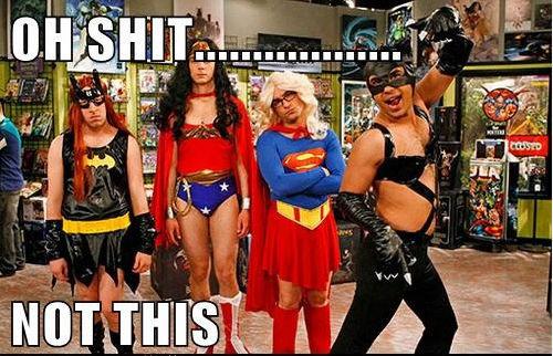 oh shit super hero costumes. . lo, ll dif. l