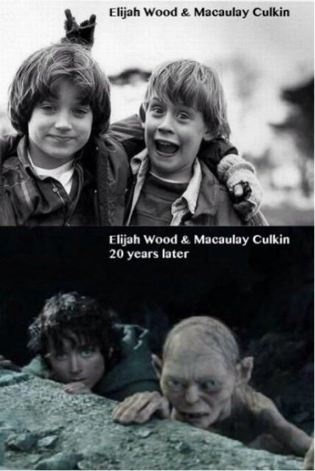 oh. . Elijah Wood .9. Macaulay Gulch: Elijah / uni/ t Macaulay Catkin EU juara later. seriously though, when is culkin gonna die from heroin overdose